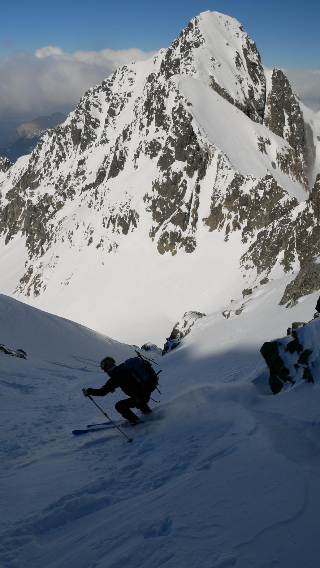 Skialpinizmus - Skialp Vysoké Tatry  Veľký okruh cez Stolarczykovo ... d2cac534da0
