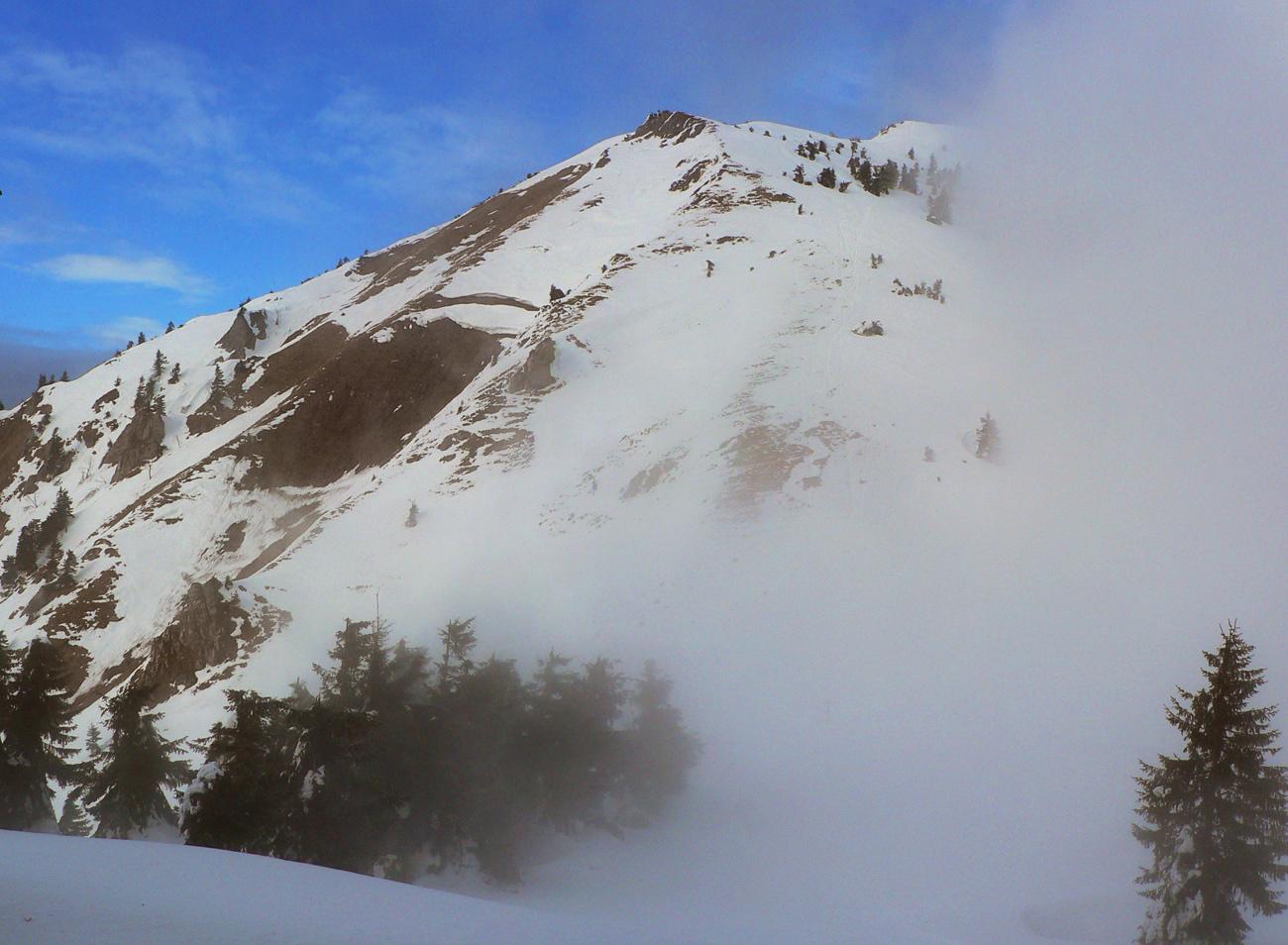 Skialpinizmus - Suchý betón v Krivánskej Fatre - Vetroplach magazin ae589ac7434